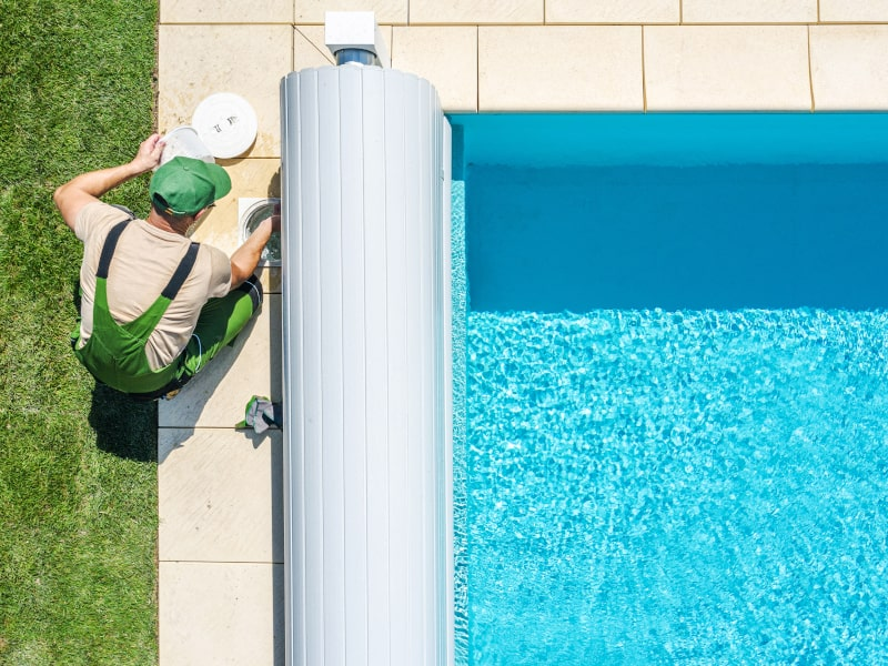 Start A Pool Cleaning Repair Service Maintenance Company